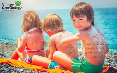 Children and Skin Cancer: Sun Safety Awareness at Home and in School
